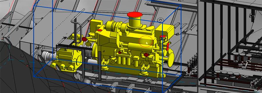 Визуализация 3d модели