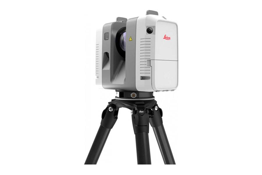 Фотография сканера Leica RTC360