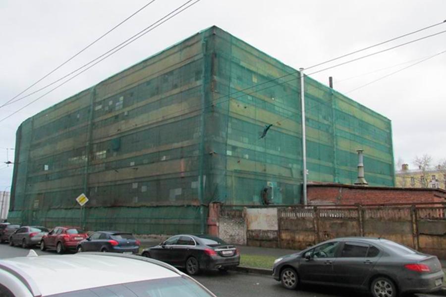 Комплексное обследование технического состояния здания